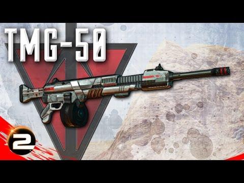 TMG-50 Review (TR's Heavy Slugger) - PlanetSide 2 Weapon Review