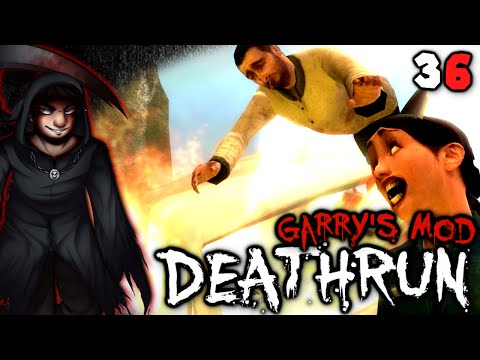The Orgasm Fakeout (garry's Mod: Deathrun - Part 36) video