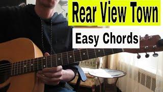 Rear View Town- Jason Aldean - Guitar Lesson