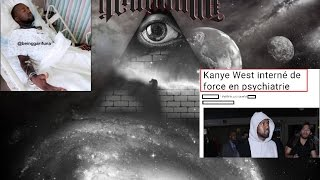ALERTE: Les élites sataniques interne de force en psychiatrie #KanyeWest - Big Brother La stoppé