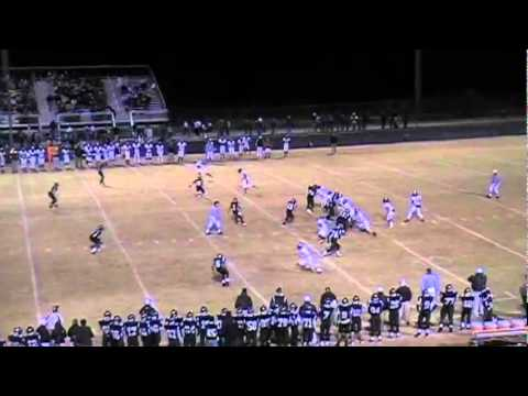 Alex Cox - QB - 2013 - Brooke Point High School - Stafford, VA - 2010 & 2011 Highlights