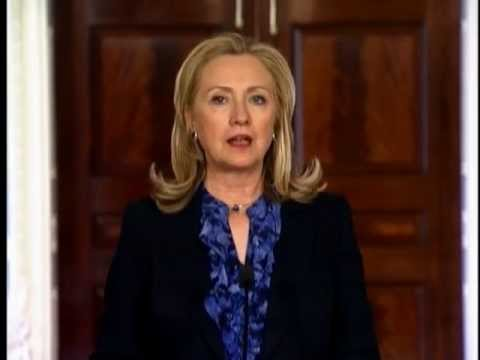 Secretary Clinton Delivers Remarks on Burma