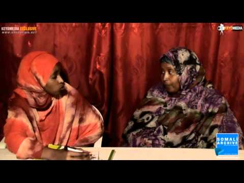 Re-Upload | A look at Women in Somalia - Women's Role in Peace-Building