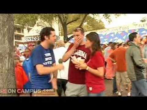 The College Football Tour Guy - Episode 6 - Texas/OU Video