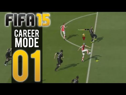 FIFA 15: Lord Baj Career Mode - Part 1