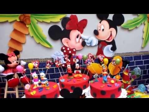 V O Show Eventos & Espectaculos  DecoraCION  Mickey Mouse 994378609 98154408