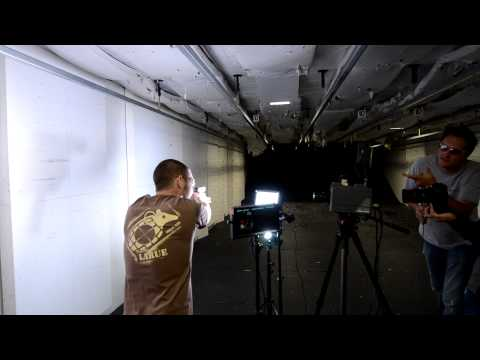 Behind the scenes, G17 select fire