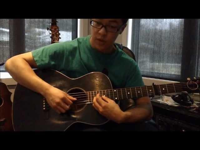 How to Play Walkin39 Blues - Robert Johnson Lesson