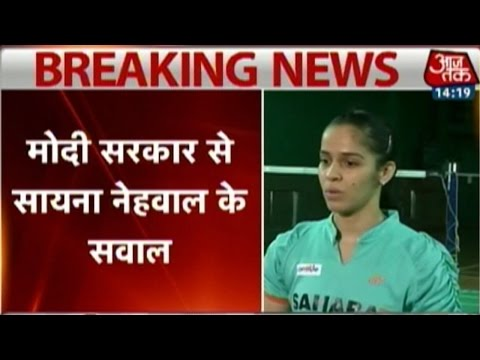 Saina Nehwal removed from Padma Bhushan candidate list