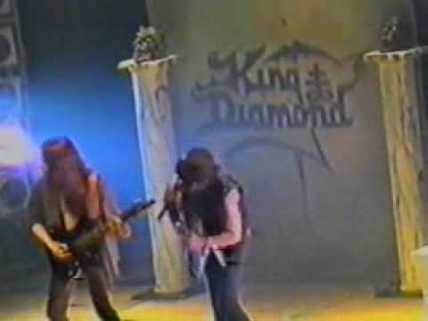 King Diamond - The Family Ghost (Live In St. Petersburg)