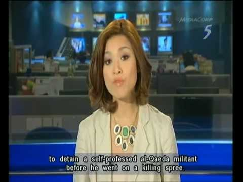 Singapore Channel 5 News 9.30PM @ 23-03-2012