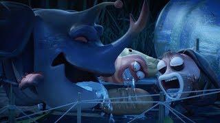 LARVA - HEIST | Cartoon Movie | Cartoons For Children | Larva Cartoon | LARVA Official