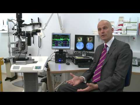 Gene therapy for blindness (2012)