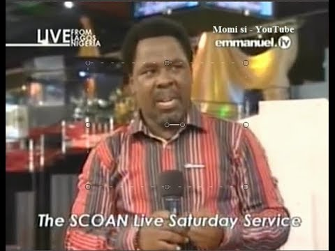 Scoan 12 April 2014: Message: Only Faith Pleases God (part 2) By Prophet Tb Joshua, Emmanuel Tv video