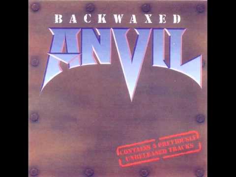 Anvil - Steamin