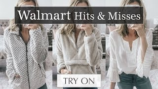 2019 Walmart Fashion Try On Haul Hits & Misses | Lee Benjamin