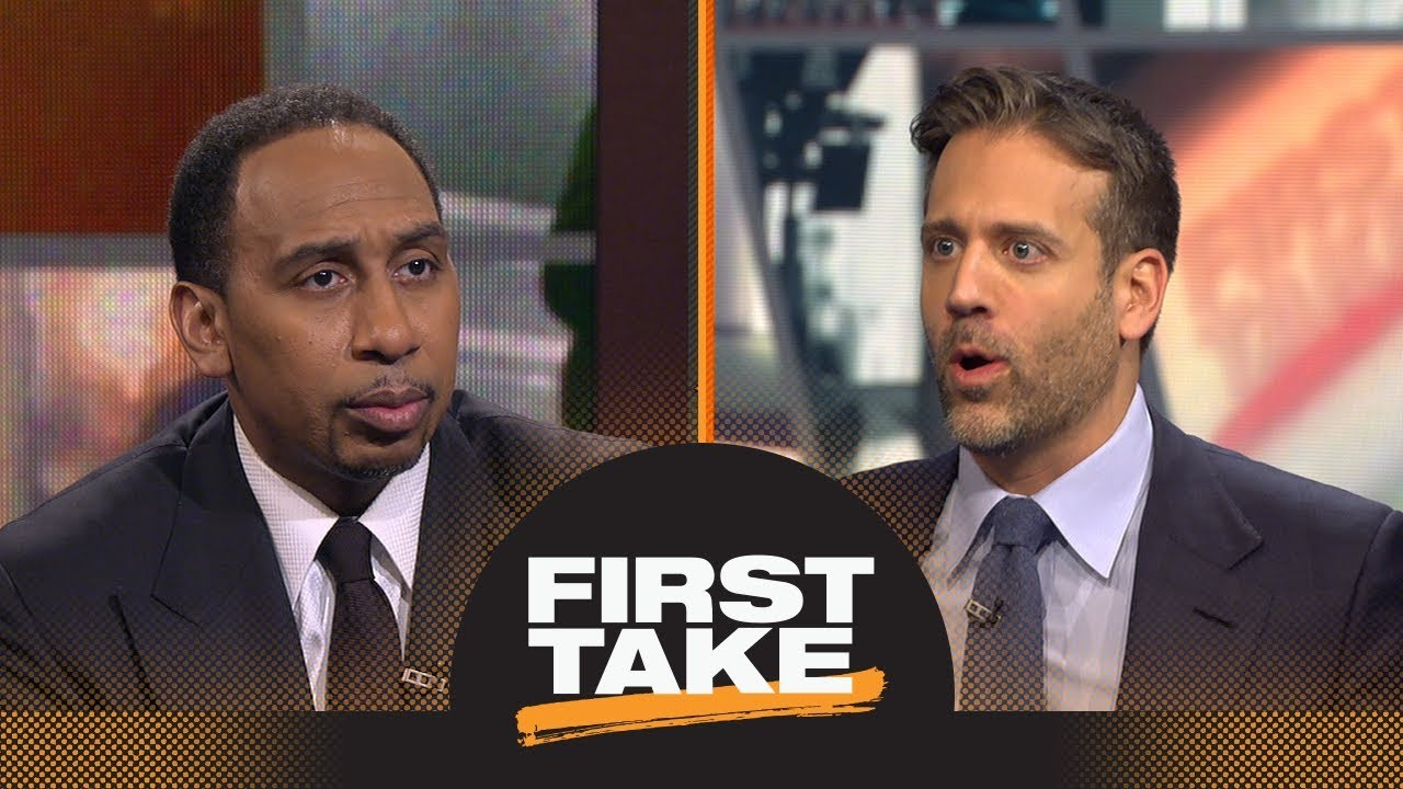 Stephen A. and Max react to 76ers being eliminated by Celtics in Game 5 | First Take | ESPN