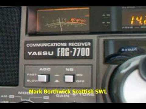 Ham Radio on 20m A41MO