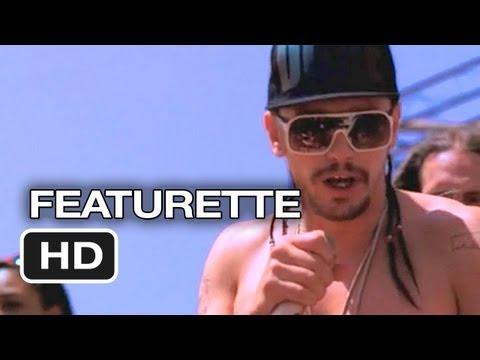 Spring Breakers Featurette Alien 2013 James Franco Vanessa Hudgens Movie ...