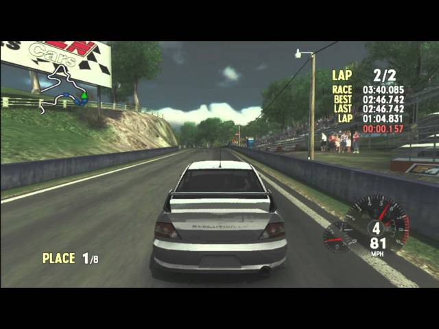 Classic Game Room - FORZA MOTORSPORT review for Xbox