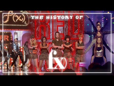 F(x) Special ★Since LACHATA To 4WALLS★(1h 1mins Stage Compilation)