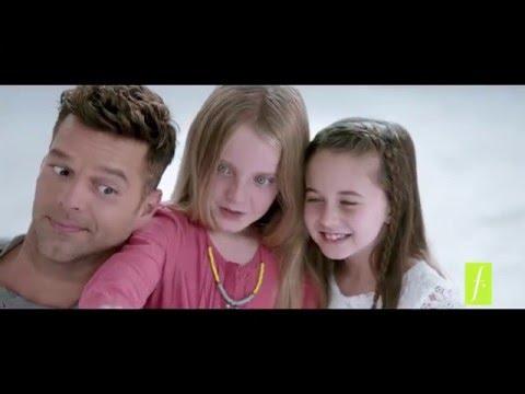 Campaña Ricky Martin para Falabella: Feliz Feliz