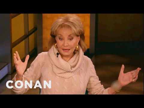 Barbara Walters Reveals Her Vibrator's Name