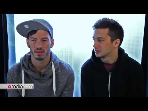 Backflips & Gorilla Suits: Twenty One Pilots On Their Live Approach