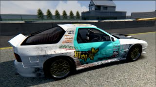 Assetto Corsa SP Mod Drifting FC/AE86/S13/Lancer w/Thrustmaster