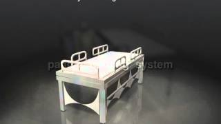 multifunctional hospital bed