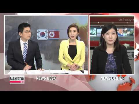 Two Koreas exchange fire at maritime border