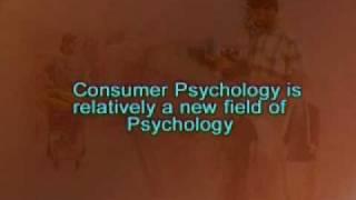 PSY514 Consumer Psychology