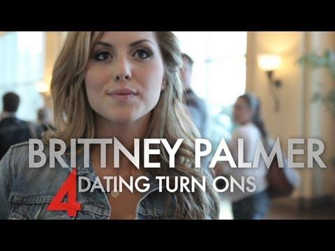 Brittney Palmer's 4 Dating Turn Ons