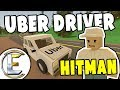 Uber Driver Hitman - Unturned Serious Roleplay (All Over A Bad Accident)