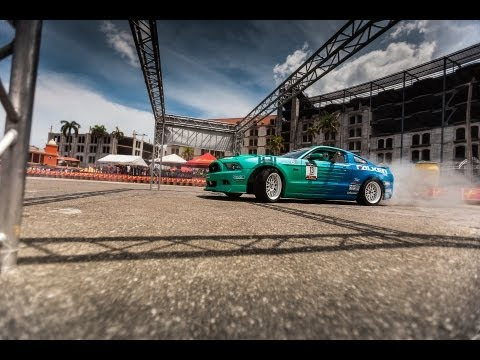 Drifting in Panama