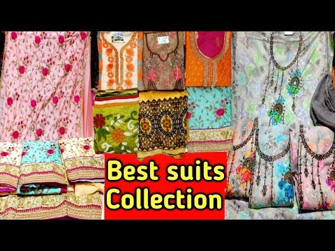 New suit design for girls 2018 | ladies suit wholesale market | super wholesaler in chandni chowk