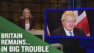 Boris Is Proof That Britain Needs A Constitution | Full Frontal on TBS