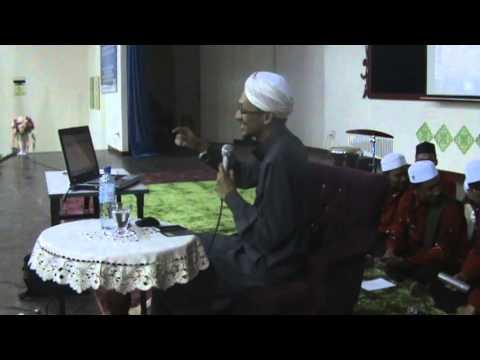 Ustaz Ahmad Fakhrurrazi @ Abang Yang di Daurah Tauhid (Part 2) - SBPI Rawang