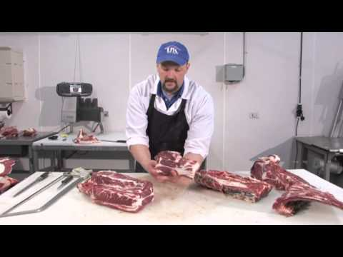 Beef Retail Fabrication