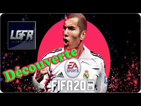 FIFA 20 DÉCOUVERTE & NOUVEAUTÉS