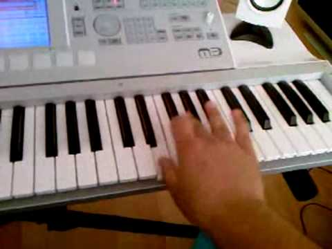 KORG M3 AMZA 2013 SOUNDS KORG M3 ORIENTAL KORG M3 TURKISH SOUNDS KORG M3 TALLAVA 2012