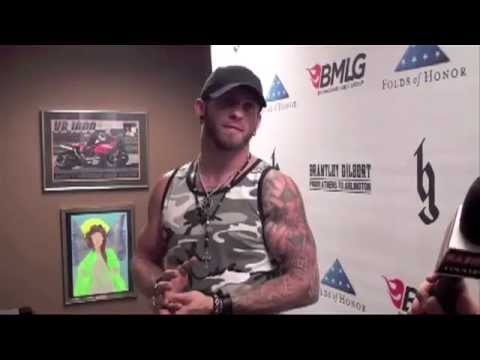 Day Four Brantley Gilbert from Athens to Arlington