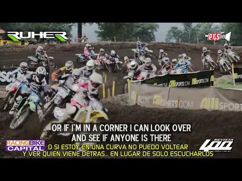 ASHLEY FIOLEK: UNA HISTORIA DE AMOR POR EL MOTOCICLISMO (SUBTITULADA)