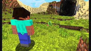 "Minecraft Song: ""I Hate Creepers""  Song and Music Video"