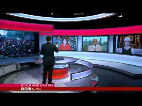 Ceylan Ozbudak BBC WorldHaveYourSay How to Fix Egypt