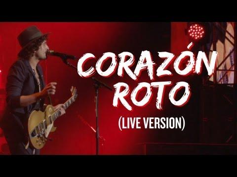 Tommy Torres - Corazón Roto [En Vivo] (Official Music Video)