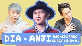 Download Lagu REAKSI Orang Korea Lihat Video Musik ANJI DIAㅣDIA ANJIㅣINDONESIAN SONG REACTION Gratis STAFABAND