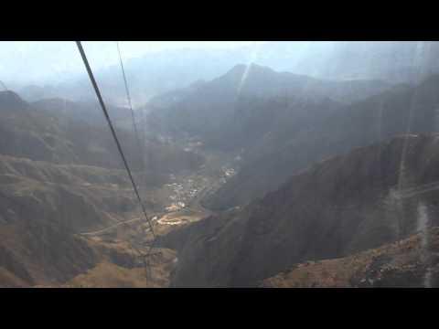 Abaha Cable Train, Saudi Arabia