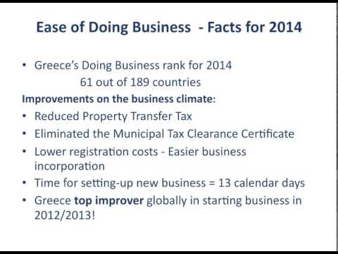 Doing Business in Greece (Insider's Guide)