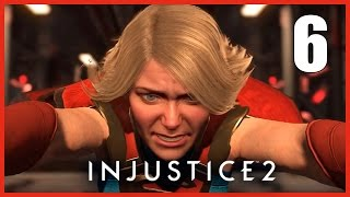 Injustice 2 - Parte 6 Español - Walkthrough / Let